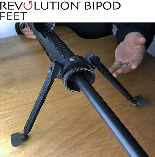 Revolution Bipod Feet