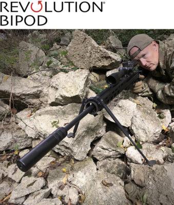 Revolution Bipod Panning Model