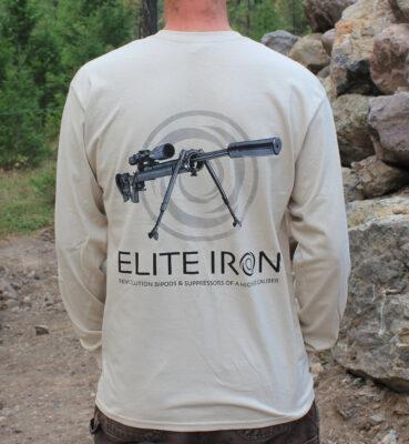 EI Shirt Bipod Back